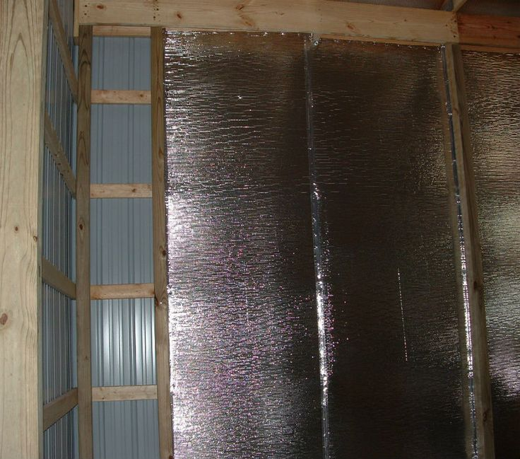 New Jersey: Pole Barn Insulation 4