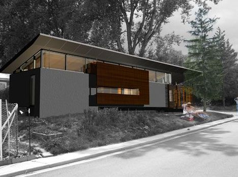 Modern Mobile Homes Converting Trailers To Houses Designs