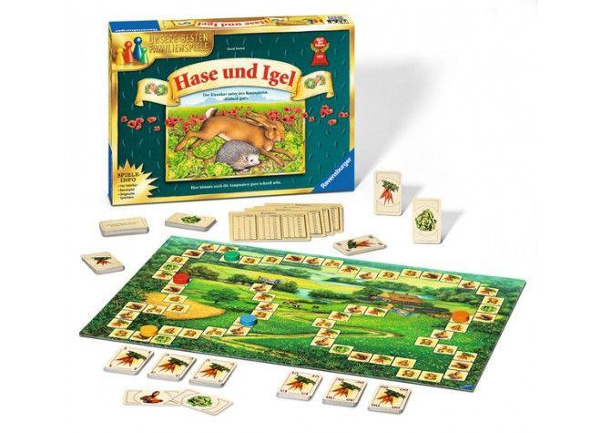 Hase und Igel, 10-99 Jahre von Ravensburger Verlag bei Spielundlern online bestellen