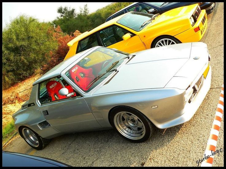 1000+ Images About Fiat X1/9 On Pinterest