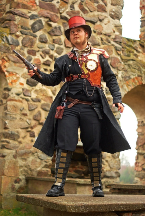 108 best images about Steampunk fashion men's on Pinterest