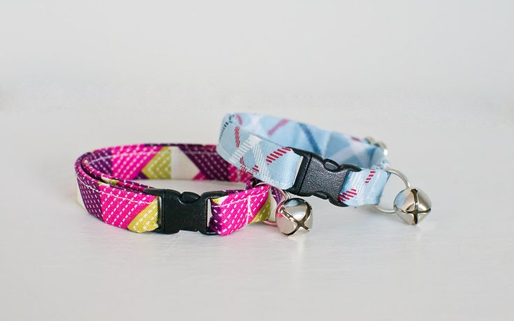 Cat Collars-Breakaway Cat Collars-Girl Cat Collars-Boy Cat Collar-Designer Cat Collar-Custom Cat Collar- Cute Cat Collar-Girly Cat Collar by SLWdesignsCo on Etsy