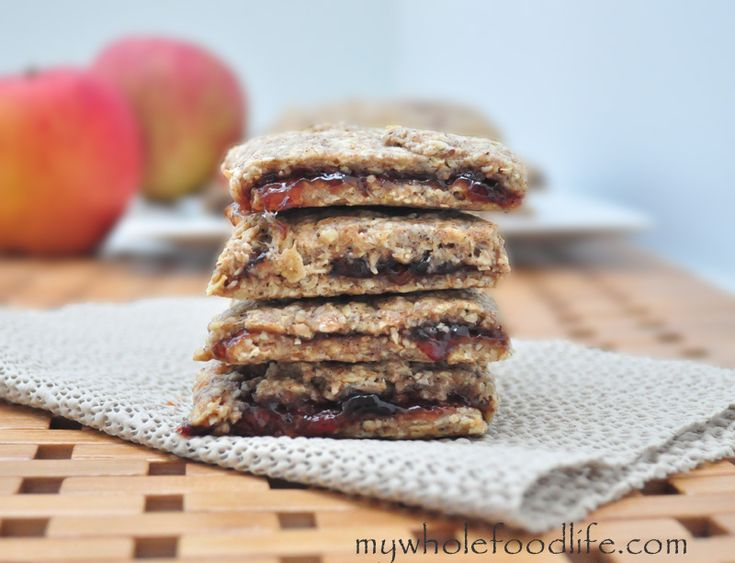 Say goodbye to store bought Nutri-grain Bars.  This recipe is so much better and you can add your own fillings to create new flavor combinations.  One of the most popular recipes on my blog!  Vegan.