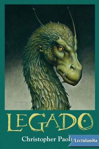 El Jinete de Dragón cabalga de nuevo. El legado llega a su fin, pero la leyenda nunca muere. No hace tanto tiempo, Eragon —Asesino de sombra, Jinete de dragón—no era más que un pobre muchacho que vivía en una granja y su dragona, Saphira, una pi...