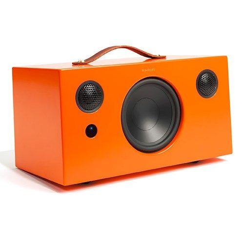 Addon T10 BT on upea oranssi kaiutin, josta voi kuunnella musiikkia vaikka langattomasti #lahjaidea