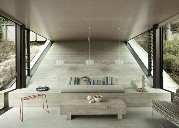 Interior Design Ideas 12 Inviting Concrete Interiors