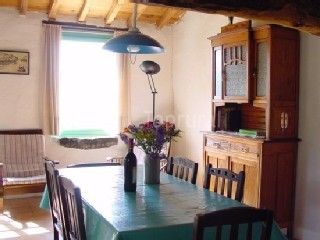 charming cottage on Bio farm with breathtaking views of mountains, valleys and sea on Spanish border in pyranees. communal pool 3 - in mountains and forest and on farm 406