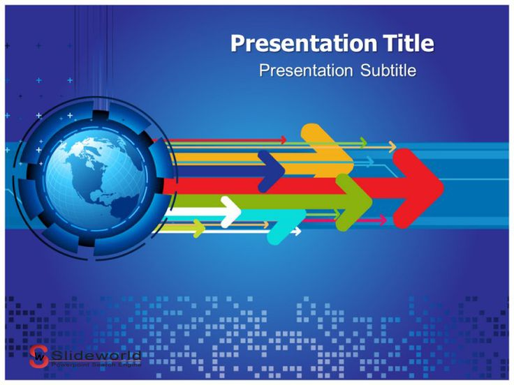 37 best technology powerpoint presentation images on pinterest, Modern powerpoint