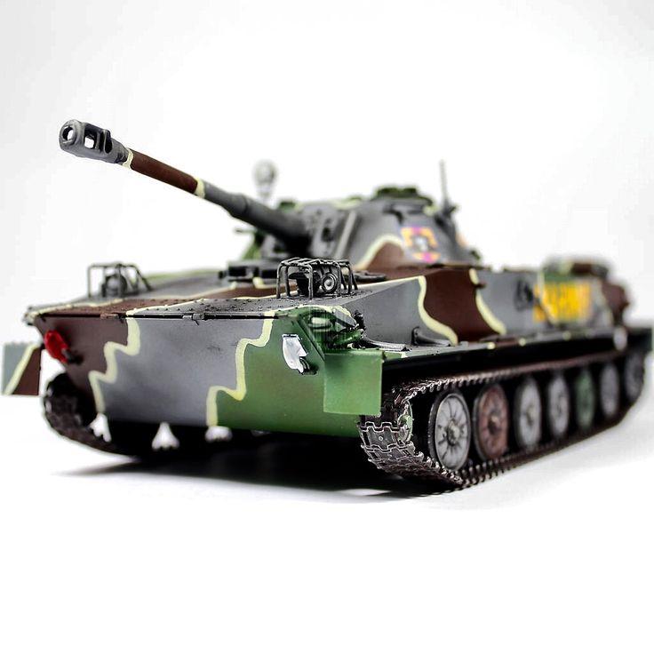 Model Kit Tanl PT-76 Marinir