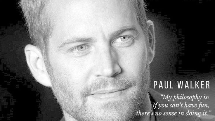 Paul Walker Pablo: Best 25+ Paul Walker Quotes Ideas On Pinterest