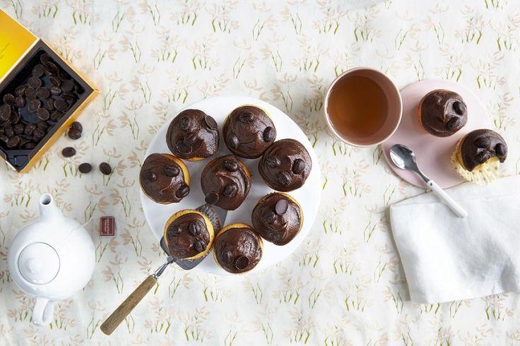 Glutenfrie muffins med mokka
