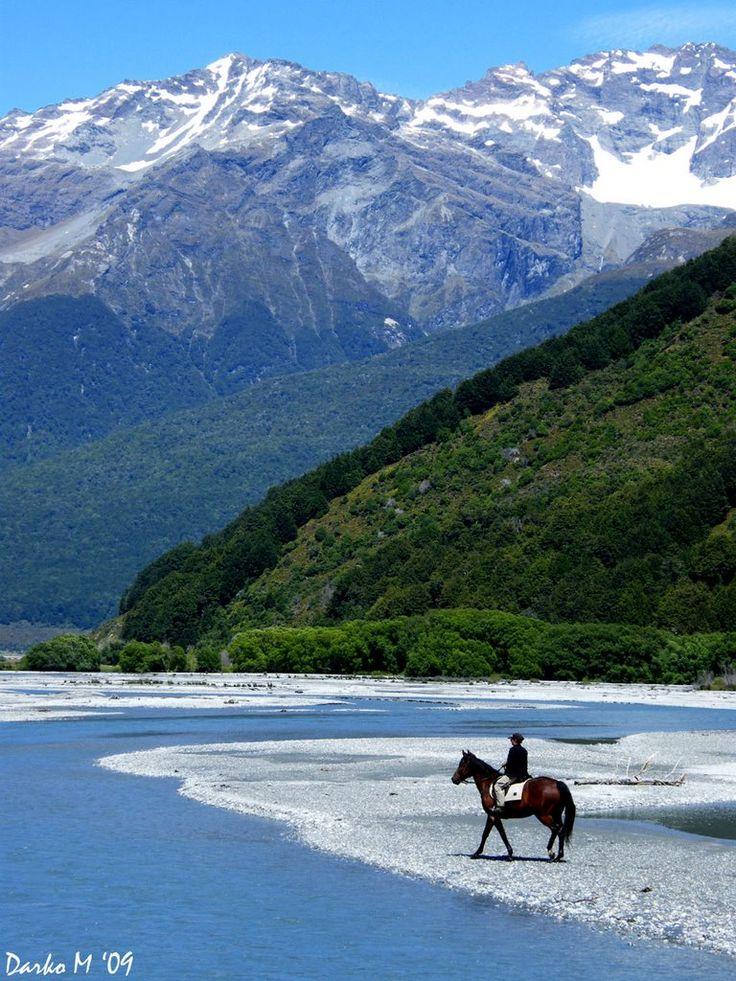 Glenorchy, South Island, New Zealand