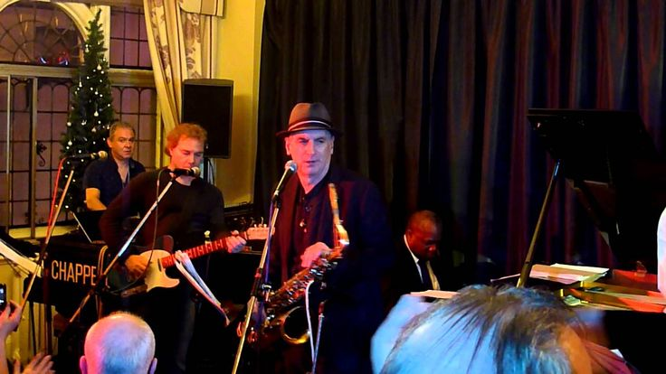 Eddie Manion and friends - Santa Claus is Coming to Town - 7th December ...