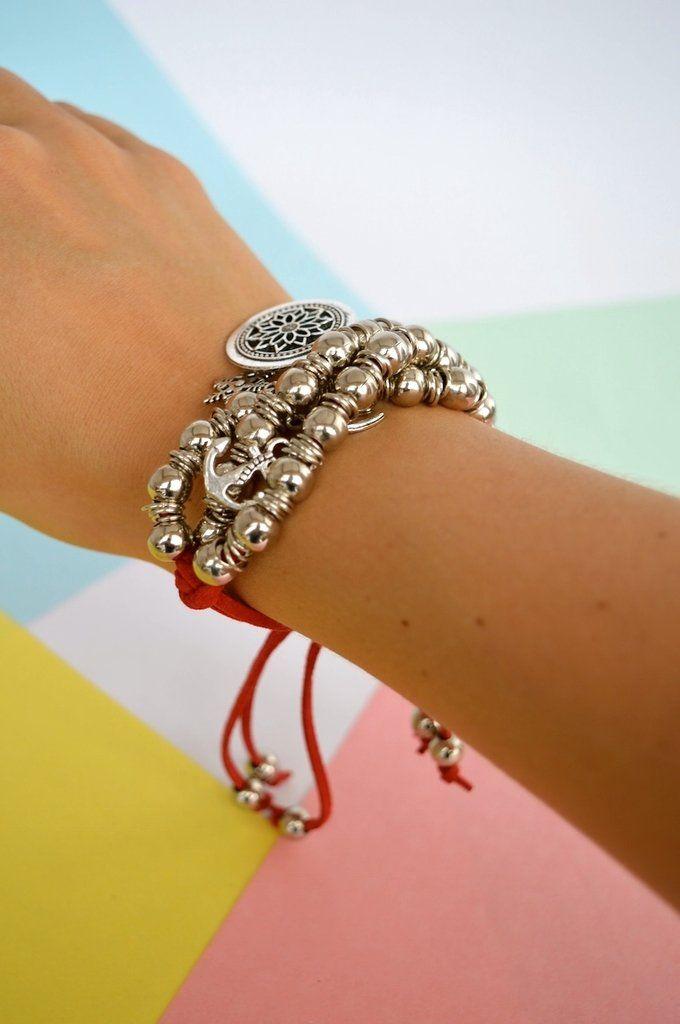 Bracelet Lucky charm-Carol Sterling