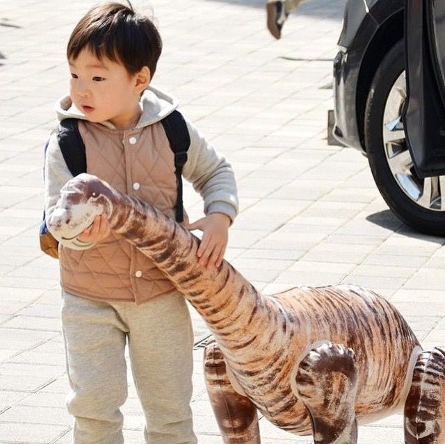 Daehan x Dino