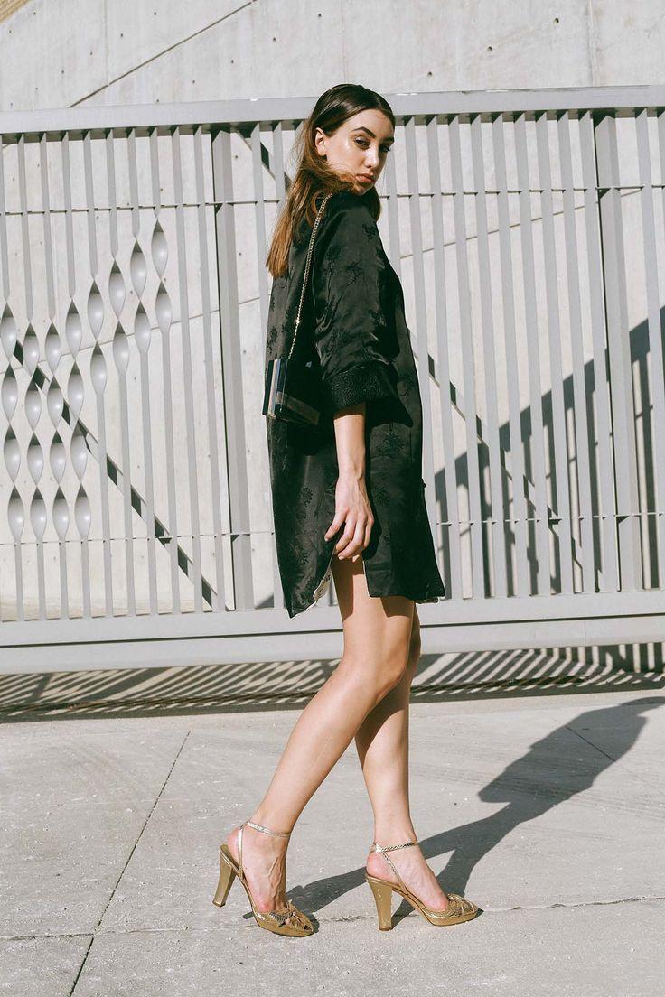 Ana Prodanovich | Far East Inspired Oriental Dress