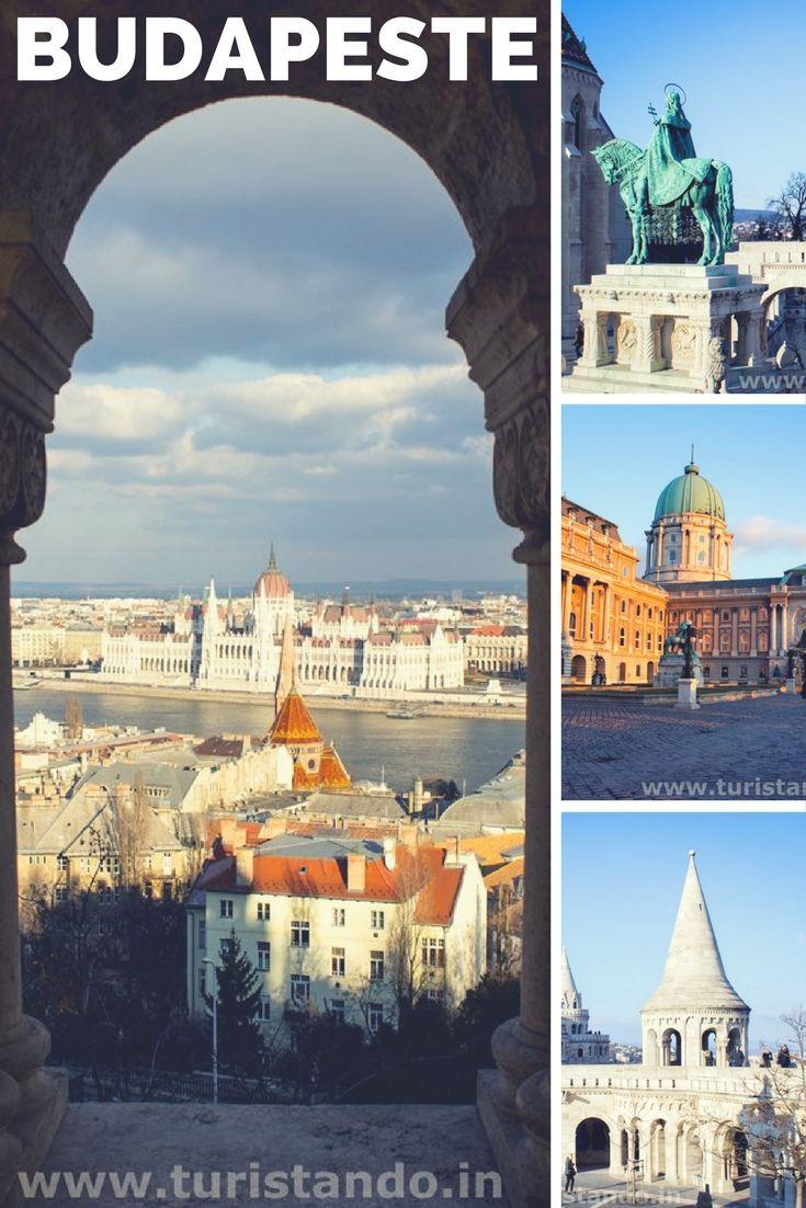 Além do castelo e do bastião dos pescadores (que te permite essa linda vista do parlamento), quer ver o que fazer do lado Buda em Budapeste? Veja o post: