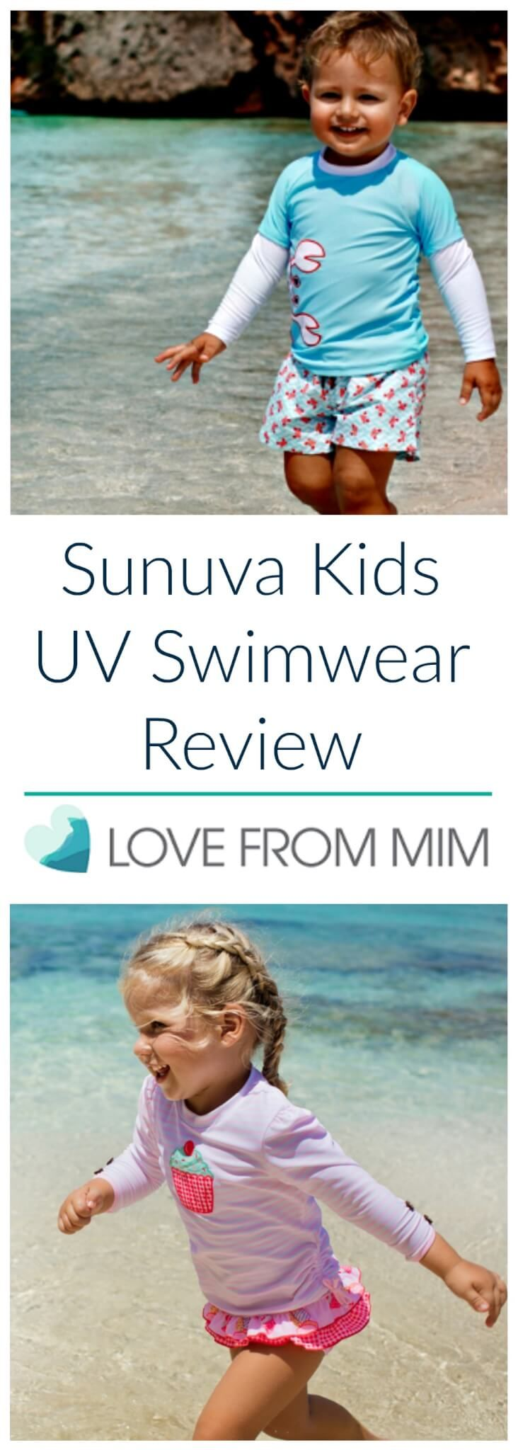 Sunuva Kids UV Swimwear Review - lovefrommim.com Love from Mim Kids Swimwear Review Kids Swimmers Review Sunuva Blog Review Sunuva Review Teaching kids to swim Best kids swimwear Safest Kids Swimwear