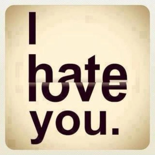 : Life, Lovehate, Quotes, Hatelove, True, Things, Hate Love