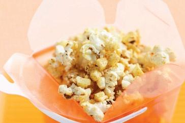 apple cinnamon popcorn.