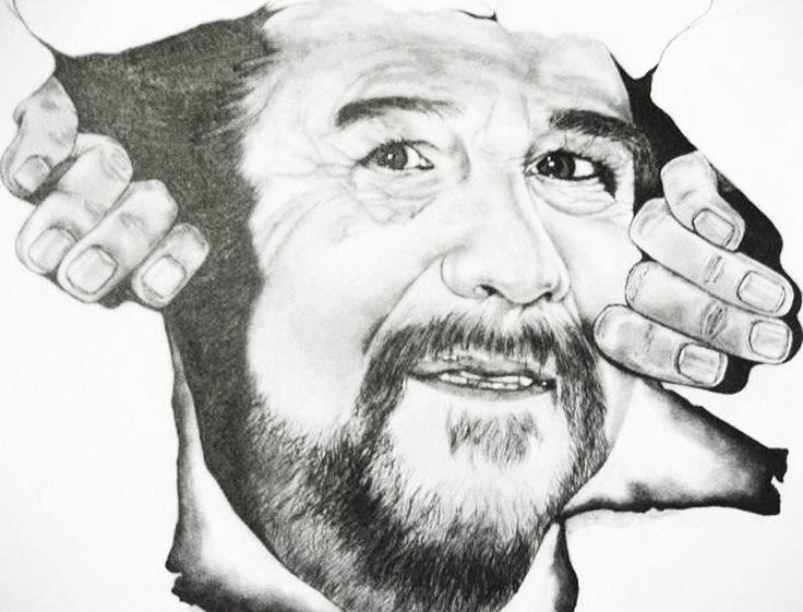 Portrait of Paul. <3
