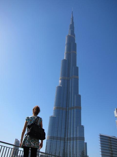 Dubai, a city in the future..