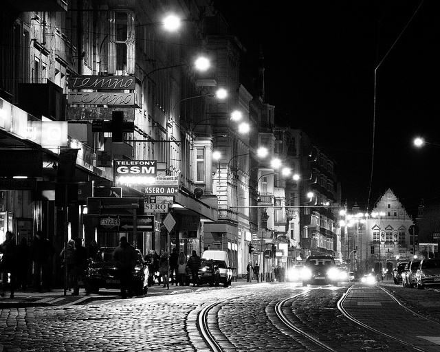 Poznan Poland, ul.Św.Marcin
