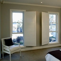 Stegbar aluminium double hung windows  love the look of these over modern sliding windows.