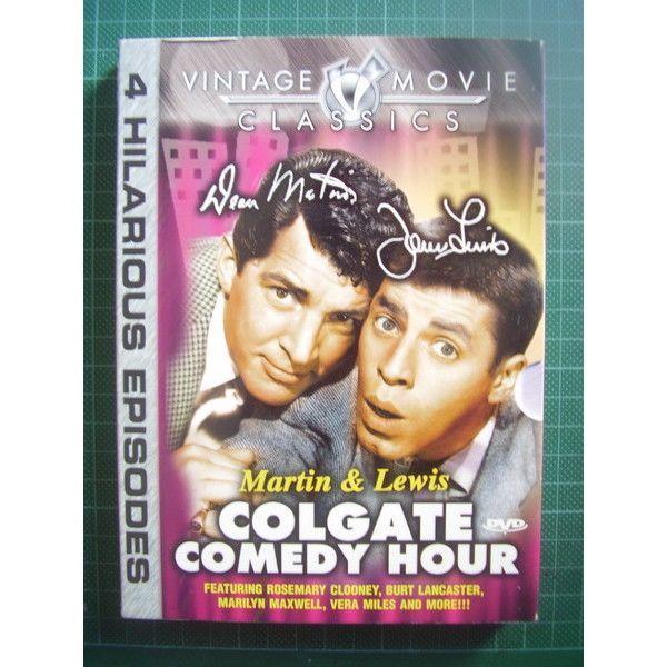 Jerry Lewis Y Dean Martin Colgate Comedy Hour Anuncios en la Categoría Otros,Comedia,DVD,Cine, Vídeo y Series de eBid América del Sur | 132338886