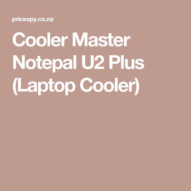 Cooler Master Notepal U2 Plus (Laptop Cooler)