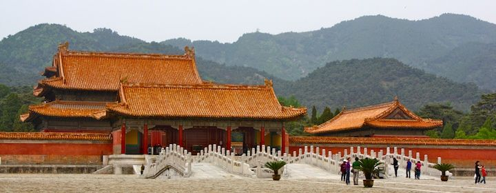 Visiting China and its forbidden city in Beijing