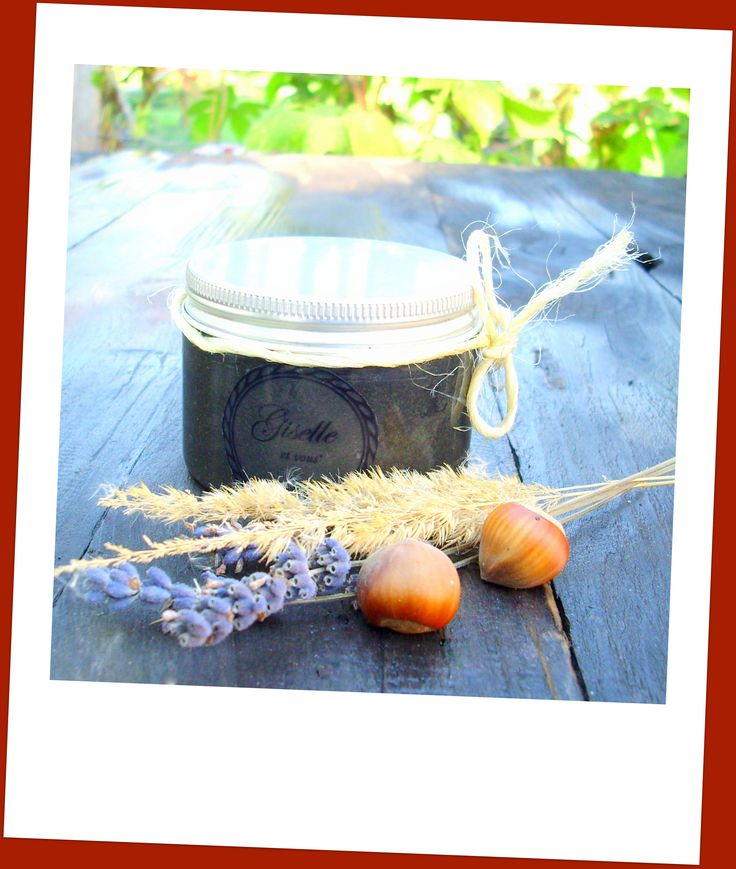 Sanative Sludge Body Scrub / Herbal ingredients: sunflower seeds  oils: sunflower, macadamia, olive, apricot seeds, essential oils  Other: Transylvanian sanative sludge, healing sea salt, cane sugar, vitamin e / 100% natural organic product / Giselle et Vous.