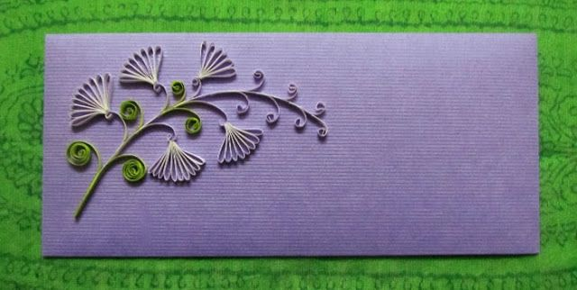 Nakshatra Utsav Collection: paper quilling_gift envelopes_006