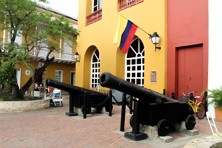#canon #cartagena #colombia #colombia flag #flag #history 4k