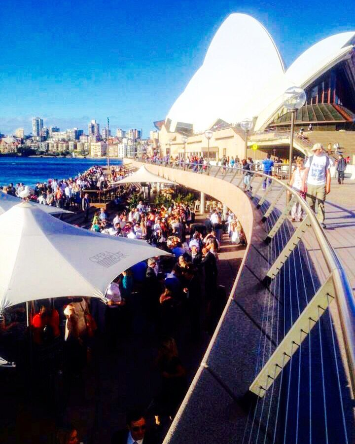 Summer comes alive at Sydney Opera House