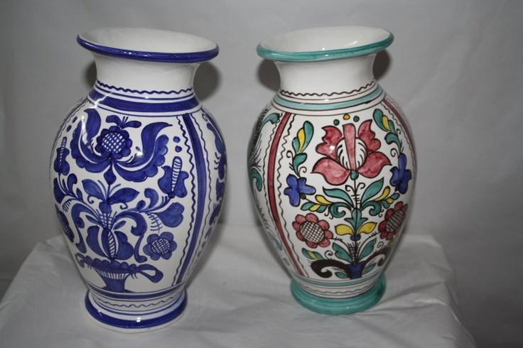 ceramic vase from Corund/Korond, Transylvania