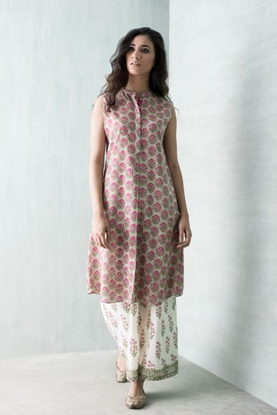 Goodearth - Amer:Sehar Cotton Kurta (scheduled via http://www.tailwindapp.com?utm_source=pinterest&utm_medium=twpin&utm_content=post80517399&utm_campaign=scheduler_attribution)