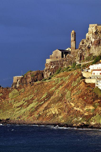 Castelsardo, Sardinia, Italy