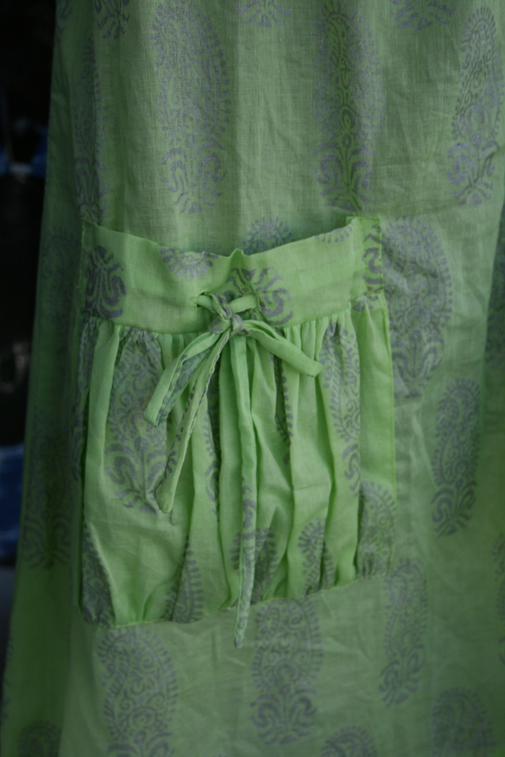 "www.ladywatego.com    Limegreen handprinted ""Laura"" summer dress by Lady WATEGO, Byron Bay...also available on white,black or pink..in s/m, m/l and plus sizes!"