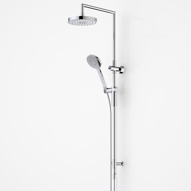 Dorf | Showers - Bliss - Bliss Rail Shower with Overhead