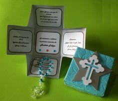 tarjetas comunion pop up - Buscar con Google