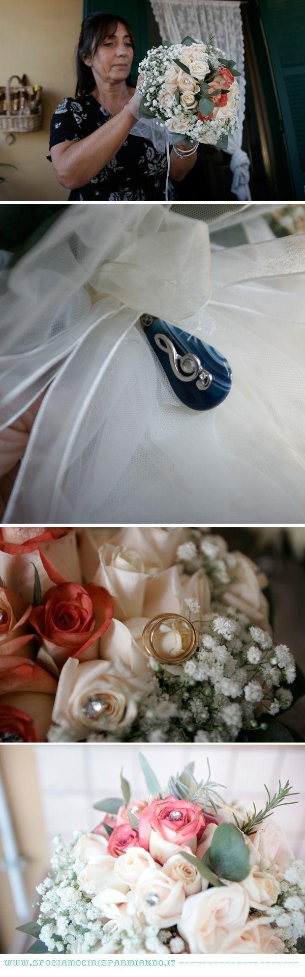 Bouquet musicale - Abito da sposa 2014: sartoriale e musicale - Serena Carradori