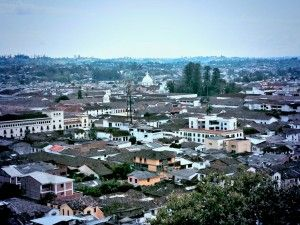 Visiting the Southern Colombian City of Popayan