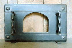 Craftsman Style Pizza Oven Door MD-206