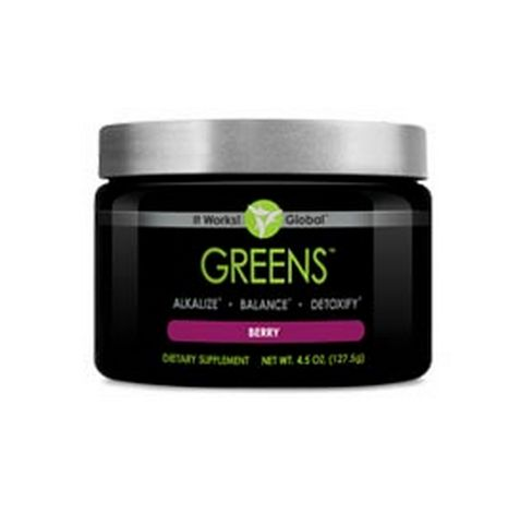Easily Get Your Fruits And Veggies With It Works Greens - Lindsey Stockdale - The Original Ms Skinny Wrap