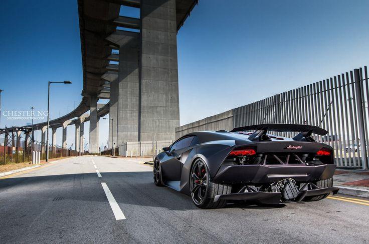 Lamborghini Sesto Elemento, Hong Kong