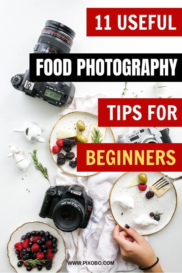 11 Nützliche Tipps zum Fotografieren von Lebensmitteln für Anfänger   – Photography Tips & Tricks