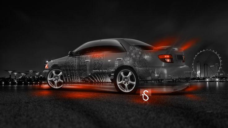 Nikita Beketov Russia Toyota Carina GT 2014 « el Tony