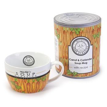 Bia Soup Classics 'Carrot Coriander' Porcelain Soup Mug