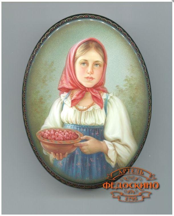 Крестьянка http://fedoskino.ru/